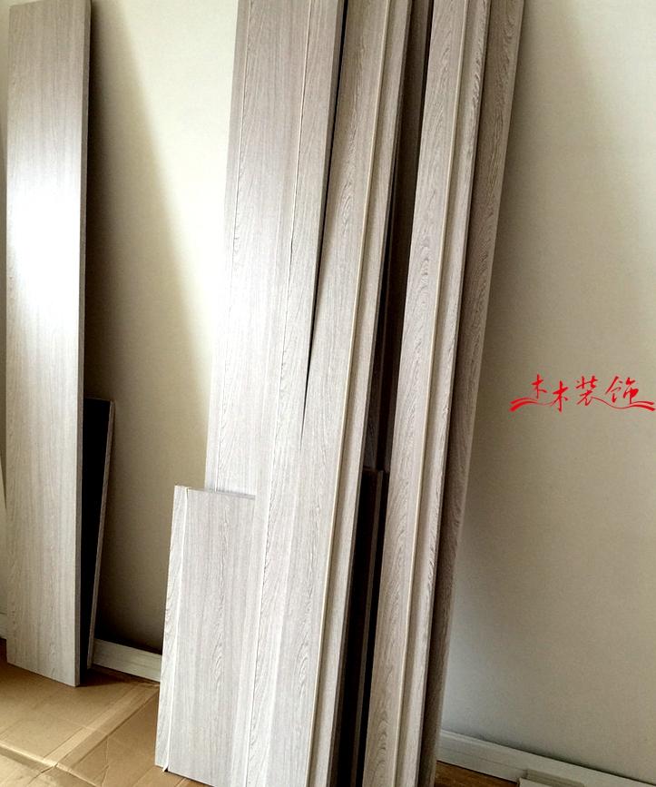 成都木木装修队木门安装现场