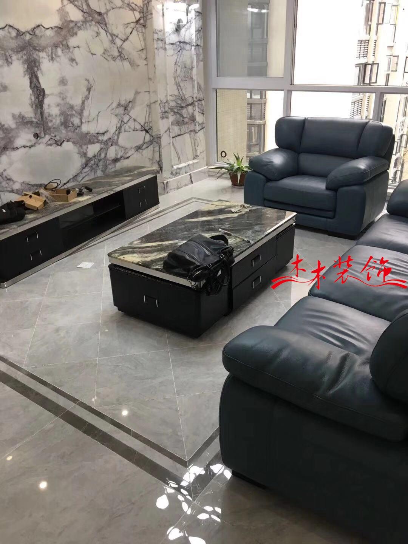 成都-龙樾熙城完工 装修现场
