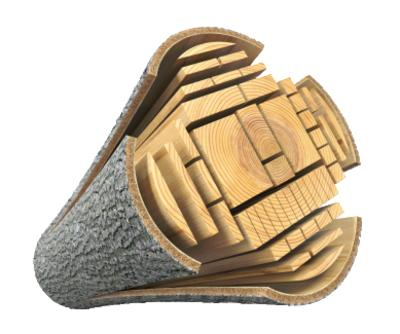 装修木材选择颜色好 如何选择木材