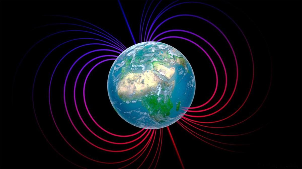 空间中的磁场和人体的健康